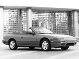 Nissan 240SX Convertible by ASC (S13) 1992–93 photos