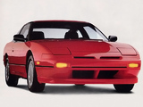 Pictures of Nissan 240SX 3-door Hatchback (S13) 1989–90