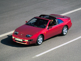 Images of Nissan 300ZX Twin Turbo 2+2 T-Top EU-spec (Z32) 1990–93
