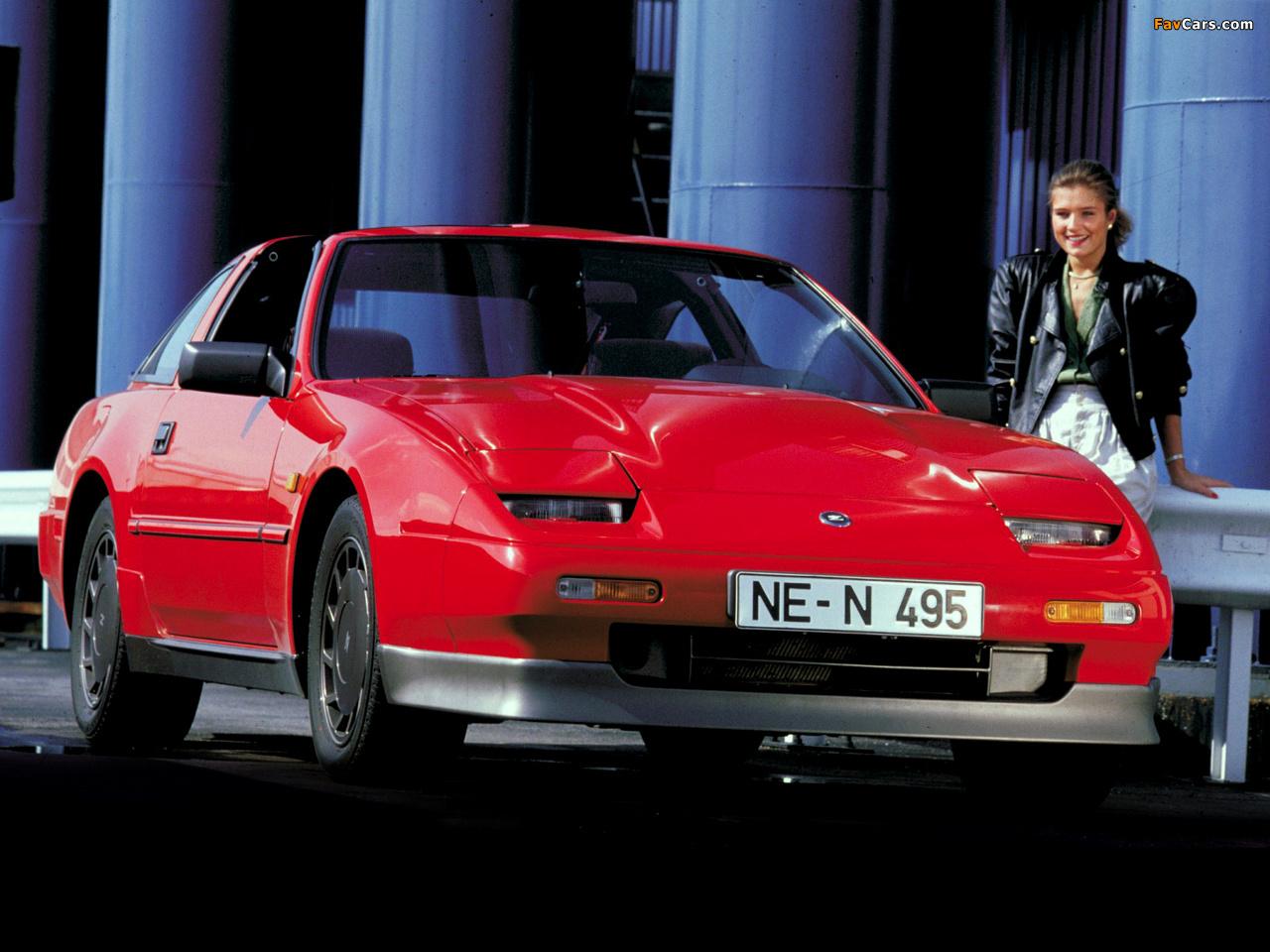Nissan 300ZX (Z31) 1983–89 images (1280 x 960)