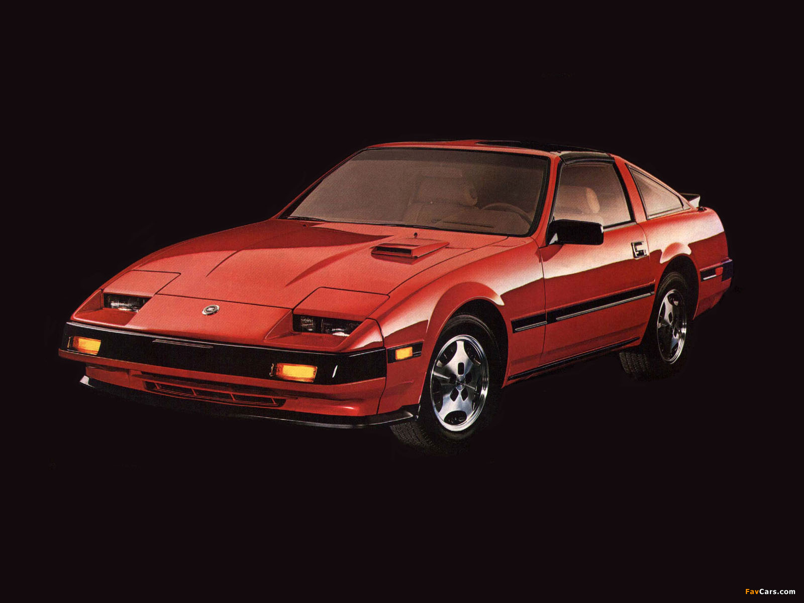 Nissan 300ZX (Z31) 1983–89 pictures (1600 x 1200)