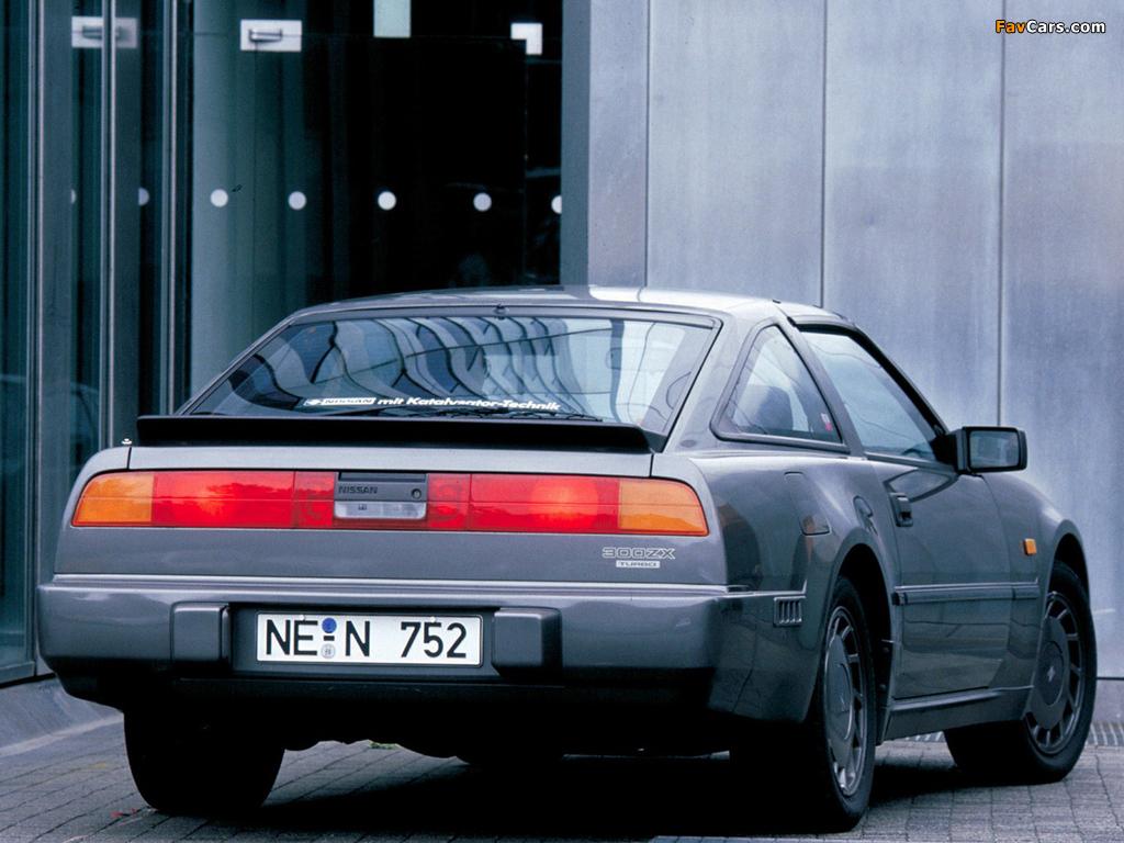 Nissan 300ZX Turbo (Z31) 1984–89 images (1024 x 768)