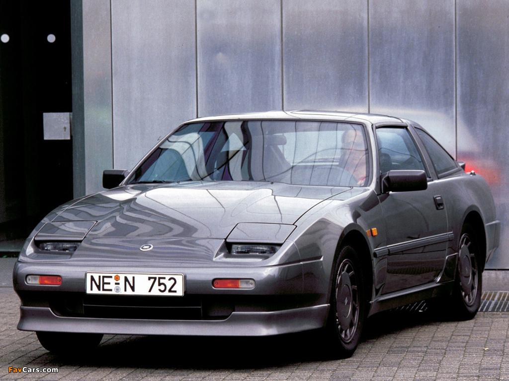Nissan 300ZX Turbo (Z31) 1984–89 photos (1024 x 768)