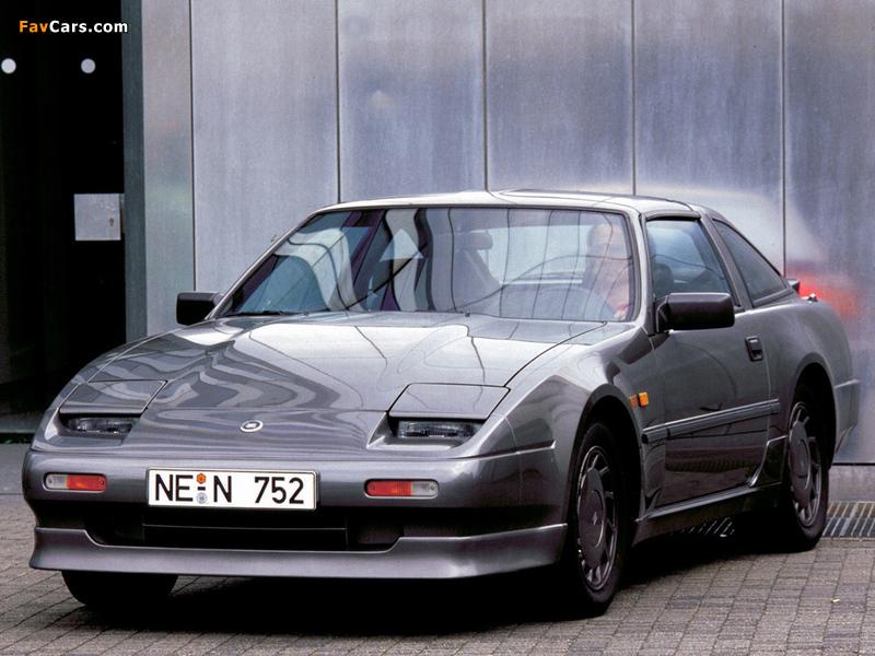 Nissan 300ZX Turbo (Z31) 1984–89 photos (800 x 600)