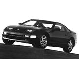 Nissan 300ZX T-Top US-spec (Z32) 1990–96 images