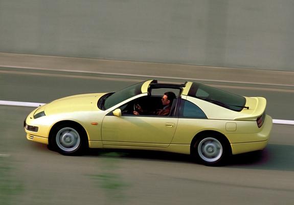 Nissan 300ZX Twin Turbo 2+2 T-Top EU-spec (Z32) 1990–93 pictures