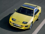 Nissan 300ZX Twin Turbo 2+2 T-Top EU-spec (Z32) 1990–93 wallpapers