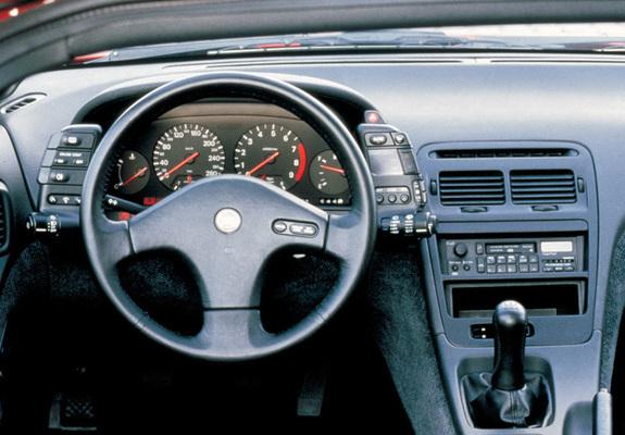 240sx Fairlady >> Nissan 300ZX Twin Turbo 2+2 T-Top EU-spec (Z32) 1990–93 wallpapers