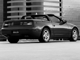 Nissan 300ZX Convertible (Z32) 1993–96 images