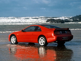 Nissan 300ZX Twin Turbo 2+2 T-Top EU-spec (Z32) 1993–96 wallpapers