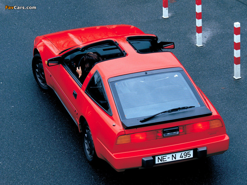Photos of Nissan 300ZX (Z31) 1983–89 (800 x 600)