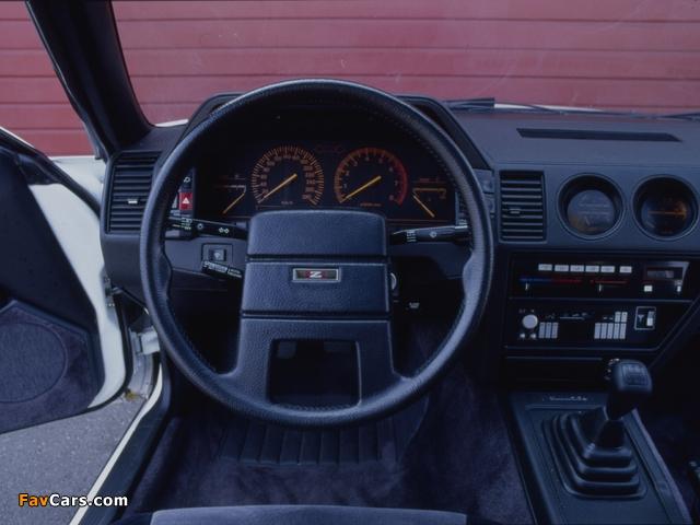 Photos of Nissan 300ZX (Z31) 1983–89 (640 x 480)