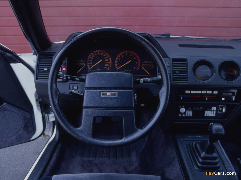 Photos of Nissan 300ZX (Z31) 1983–89 (800 x 600)
