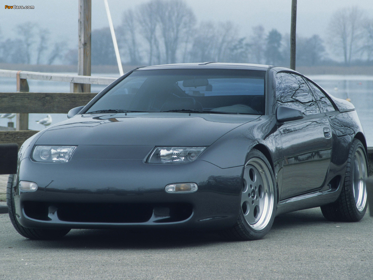 Photos of Strosek Nissan 300ZX Twin Turbo (Z32) (1280 x 960)