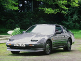 Pictures of Nissan 300ZX Turbo (Z31) 1984–89