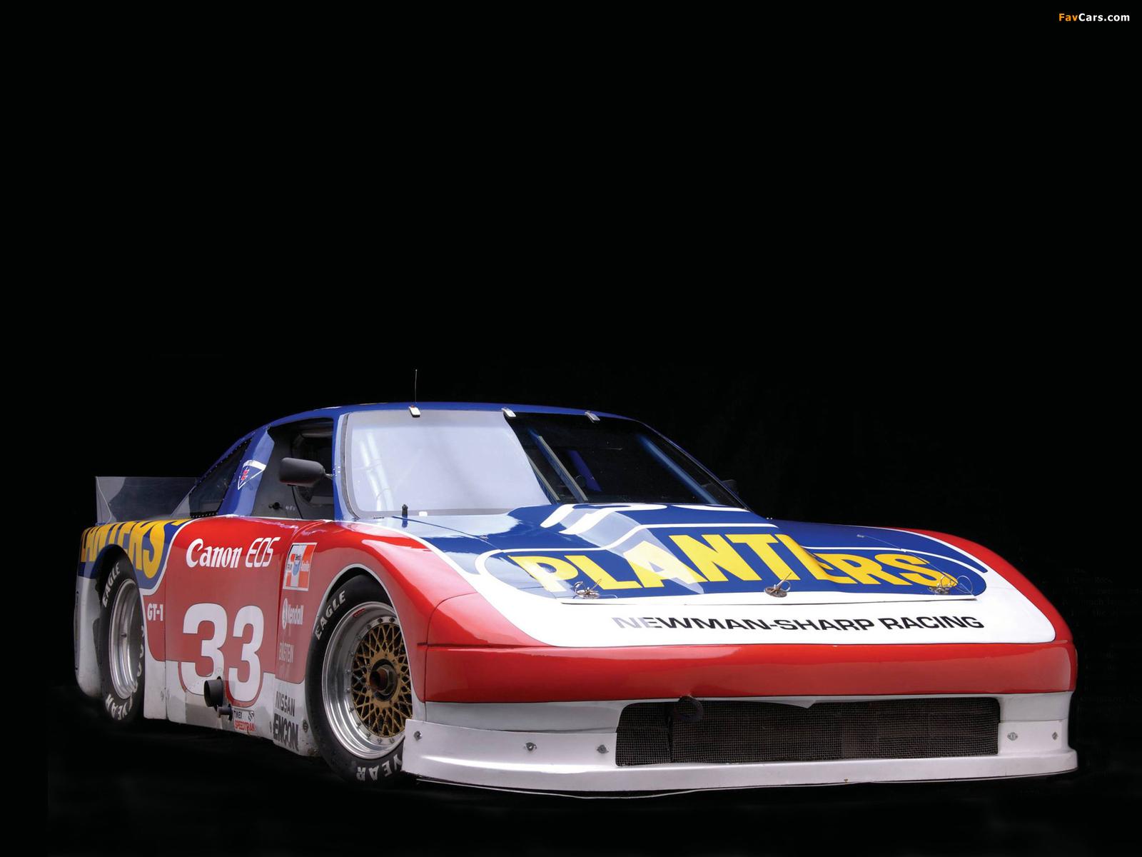Pictures of Nissan 300ZX Turbo IMSA GTO (Z31) 1986–87 (1600 x 1200)