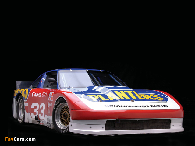 Pictures of Nissan 300ZX Turbo IMSA GTO (Z31) 1986–87 (640 x 480)