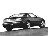 Pictures of Nissan 300ZX T-Top US-spec (Z32) 1990–96