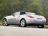 Images of Nissan 350Z Roadster (Z33) 2005–06