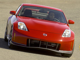 Images of Nissan 350Z Nismo (Z33) 2007–08