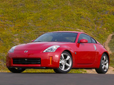 Images of Nissan 350Z US-spec (Z33) 2007–08