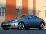 Images of Nissan 350Z ZA-spec (Z33) 2007–08