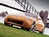 Nissan Z Concept 2001 photos