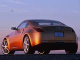 Nissan Z Concept 2001 pictures