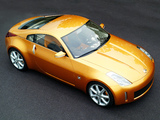 Nissan Z Concept 2001 wallpapers