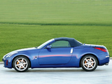 Nissan 350Z Roadster (Z33) 2005–06 pictures