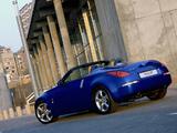 Nissan 350Z Roadster ZA-spec (Z33) 2007–09 images