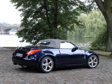 Nissan 350Z Roadster (Z33) 2007–09 pictures