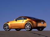 Photos of Nissan Z Concept 2001