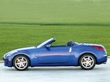 Photos of Nissan 350Z Roadster (Z33) 2005–06