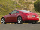 Photos of Nissan 350Z US-spec (Z33) 2007–08