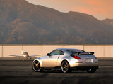 Pictures of APS Nissan 350Z Twin-Turbo 2004