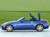 Pictures of Nissan 350Z Roadster (Z33) 2005–06