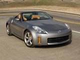 Pictures of Nissan 350Z Roadster (Z33) 2007–09