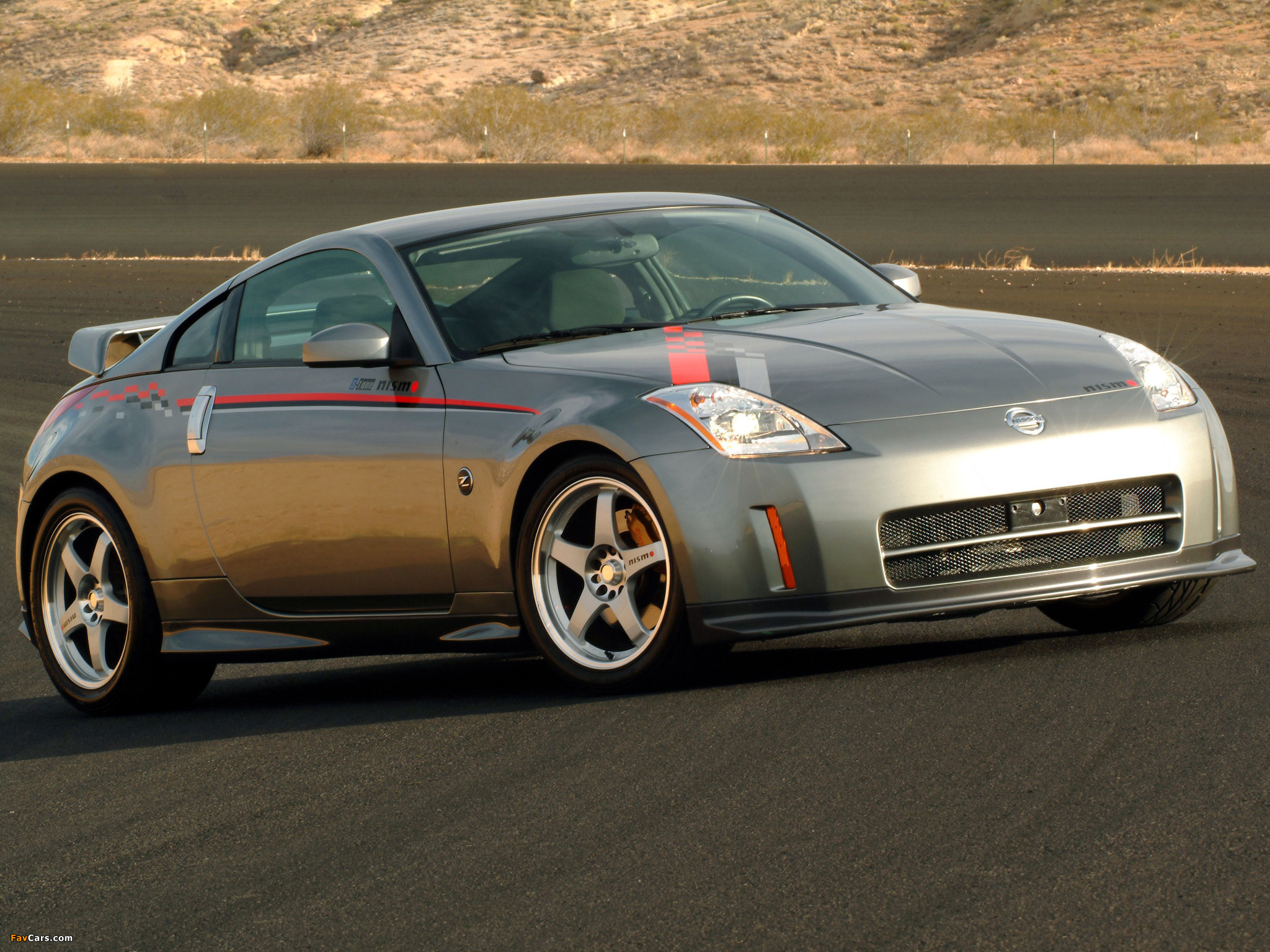 pictures of nissan 350z nismo s tune z33 2008 2048x1536. Black Bedroom Furniture Sets. Home Design Ideas