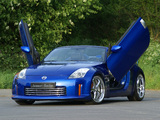 Pictures of Senner Tuning Nissan 350Z Thunder Roadster (Z33) 2009