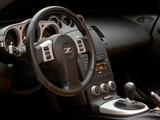 Nissan 350Z Roadster (Z33) 2007–09 wallpapers