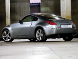 Nissan 350Z ZA-spec (Z33) 2007–08 wallpapers