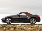 Images of Nissan 370Z Roadster 2009