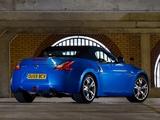 Images of Nissan 370Z Roadster UK-spec 2009