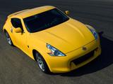 Images of Nissan 370Z US-spec 2009–12