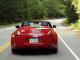 Images of Nissan 370Z Roadster US-spec 2009
