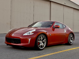 Images of Nissan 370Z US-spec 2012