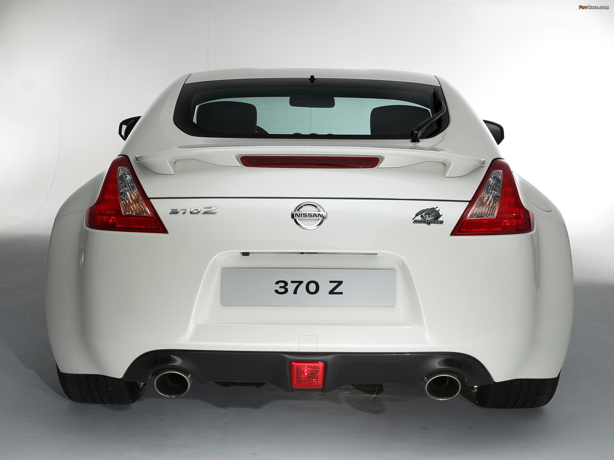 Images of Nissan 370Z Signatech 2012 (2048 x 1536)