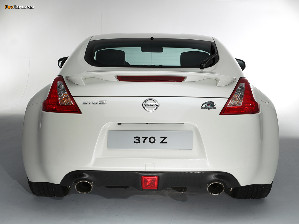 Images of Nissan 370Z Signatech 2012 (1024 x 768)