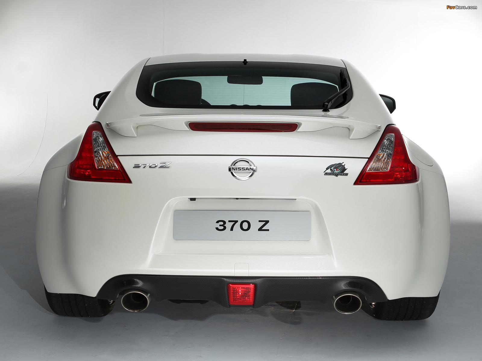 Images of Nissan 370Z Signatech 2012 (1600 x 1200)